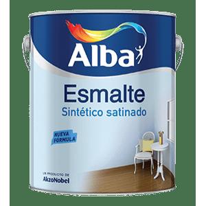 Esmalte Satinado Standard Blanco