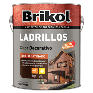 Brikol Ladrillos Incoloro