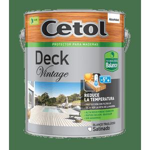 Cetol Deck Vintage Satinado