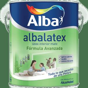 Albalatex Mate Blanco