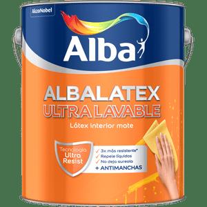 Albalatex Ultra Lavable Blanco